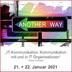Seminar IT-Kommunikation. Sandra Aengenheyster